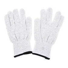 1Pair Conductive Electrotherapy Massage Electrode Gloves Use For Tens Machine JB
