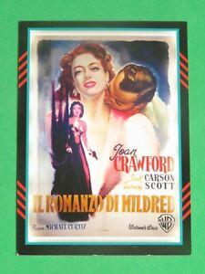 2011 Panini Americana Movie Posters Materials JOAN CRAWFORD 171/499 card #3!