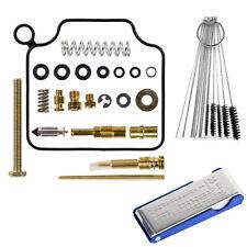 For Honda TRX450ES Foreman 1998-2003 Carb Rebuild Kit Repair W/ Jet Cleaner Tool