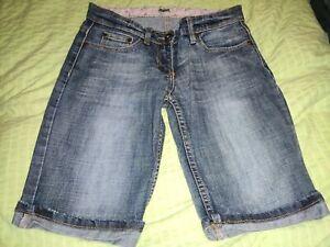 Colours of the World Shorts kurze Jeans Gr 36 Sommer Sonne blau cool denim
