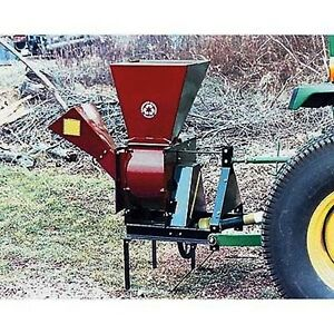 Chipper and Shredder with 2 year warranty - Pull Behind - Heavy Duty Grade