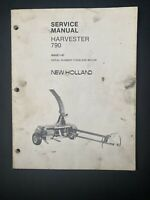 New Holland Service Manual Harvester 790 *1094