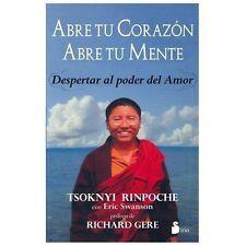 Abre tu corazon, abre tu mente (Spanish Edition)-ExLibrary