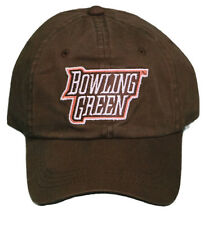 NEW! Bowling Green State University Falcons Buckle Back Cap - Embroidered Hat