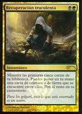 MTG 1x RECUPERACION TRUCULENTA / GRISLY SALVAGE PROMO DCI FOIL EN  ESPAÑOL