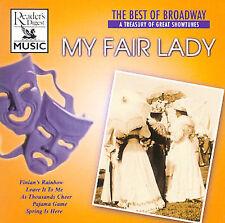 My Fair Lady -Various Artists NEW SEALED 24 BIT CD 2005