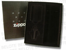 Zippo EMPTY BLU Gift Box With a Place For Lighter, Flint and Butane Fuel 30BE