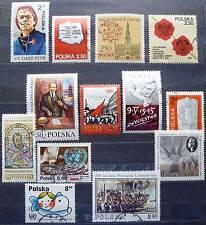 Polen 1980 Mi 2672...2720 - Lot - s. Beschreibung