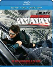 Mission: Impossible - Ghost Protocol (Blu-ray)