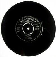 "NM Elvis Presley SUCH A NIGHT / NEVER ENDING 7"" VINYL 45 RCA 1411 Near mint!"