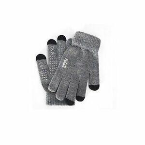Outdoor Sport Gloves Men Women Full Finger Cycling Touch Screen Winter Warm Knit