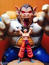 Dragon Ball Super DBZ Saiyan Oozaru Vegeta Goku Banpresto figure Kuji Japan