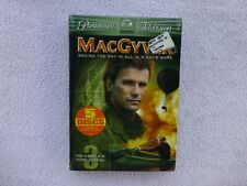 MacGyver - The Complete Third Season (Dvd, 2005, 5-Disc Set) * New / Sealed *