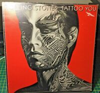 Rolling Stones TATTOO YOU 1981