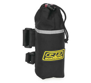 UTV RTV Side by Side Universal Fit Drink Holder Storage Pouch Easy Install NEW