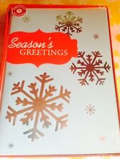 Lot Of 15 Plus New Boxed N Sealed-14 Christmas Holiday Cards n Envelopes