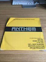 """Clubland Anthem Album Sampler 12"""" Vinyl"""