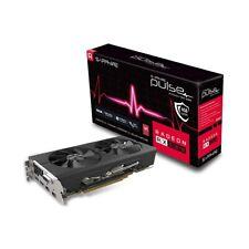 Sapphire 11265-09-20G Radeon Pulse RX 580 4GB GDDR5 PCI-E Graphics Card
