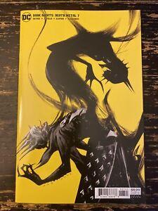 Dark Nights Death Metal #7 1st App Yara Flora & Next Batman - Free Combine Ship