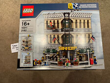 Lego 10211 Grand Emporium Retired BNISB +Factory Sealed+