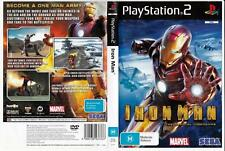 Iron Man - Playstation 2.  COMPLETE.