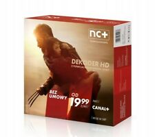 NC+ HDTV Box Polska Telewizja na karte MIX + 1 Monat CANAL+ GRATIS // TVN POLSAT