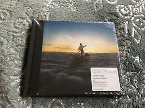 PINK FLOYD. THE ENDLESS RIVER CD ALBUM DIGIBOOK NEW AND SEALED. E1