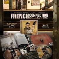 FRENCH CONNECTION Collection DON ELLIS & BRAD FIEDEL La-La Land 2-CD Score NEW!