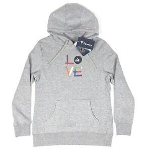 Colorado Avalanche NHL Fanatics Womens Medium Love Pullover Hoodie Sweatshirt