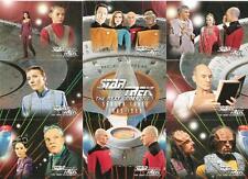 Star Trek TNG Season 3 Full 108 Card Trading Card Base Set from SkyBox