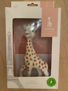 Sophie la girafe Geschenkkarton Greifling Giraffe, Neu