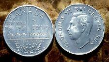 """Canada 1951 """"The Big Nickel"""" Aluminum Commemorative Medallion!!"""