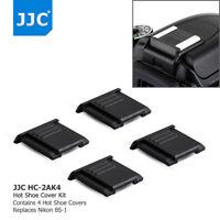 4 PCS Hot Shoe Cover for Nikon Z7 Z6 Z50 D850 D810 D800 D750 D700 D7200 D3400