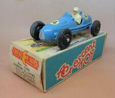 CRESCENT TOYS Gordini 2,5  Litre Grand Prix Racing Car Réf 1289 +Boite d'origine