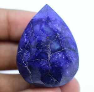206.0 Ct Natural Huge Nigeria Blue Sapphire Certified Top Quality Gemstone