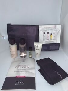 ESPA Replenishing Skin Collection For Normal/Dry Skin 5 Piece Gift Set & Washbag