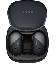 Sony WF-SP700N/B Wireless Noise Canceling Bluetooth Headphones SP700N BLACK