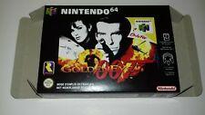 Goldeneye 007 - PAL  - Nintendo 64 - N64 - Only Box