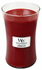 WoodWick Cinnamon Large Candles & Tea Lights