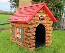 Dog House Outdoor Kennel Pet Weatherproof