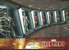 Iron Man 3, Complete 60 Card Base Set and Complete 60 Card Parallel Bronze Circu