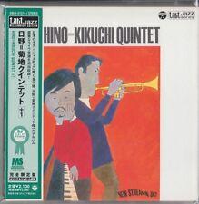 Hino=Kikuchi Quintet TAKT JAZZ JAPAN MINI LP CD Terumasa Hino, Masabumi Kikuchi