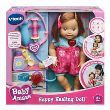 Baby Amaze Happy Healing Doll Playset with Adorable Phrases Encourage nurturing