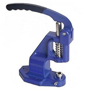 Knopfmaschine, Ösenpresse, Druckknopfpresse  zum Knopfrohlinge, Knöpfe Künstler