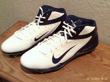 New Nike Alpha Talon Elite Mid 3/4 D Mens Football cleats 526208 140 sz 13