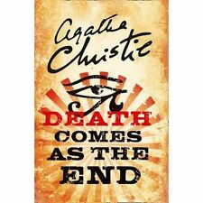 Death Comes as the End by Christie, Agatha | Paperback Book | 9780008196325 | NE