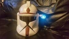 Star Wars Clone Commander Fox Life Size Wearable Electronic Helmet