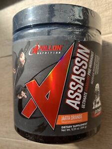 Anarchy Labs Assassin v6.5 Pre Workout-JAFFA ORANGE - EXTREMELY POWERFUL !!