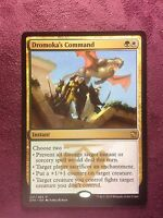 Dromoka's Command   VO  -  MTG Magic (Mint/NM)