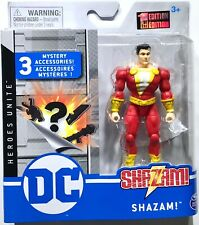 SHAZAM DC Heroes Unite by Spin Master 2020 First Edition 3.75 Inch #20123810